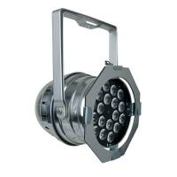 Showtec LED Par 64 Short 18 x 3 W LED Chrom