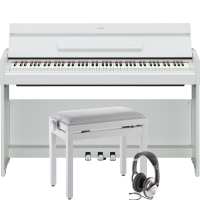 Yamaha YDP-S52 WH Digitalpiano Set